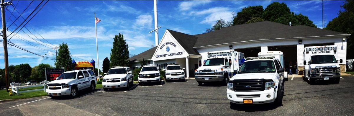 East Moriches Community Ambulance